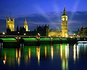827543  GB/London: Westminster by night